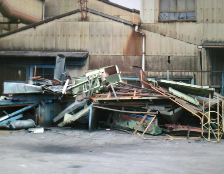 桑名市 店舗解体修