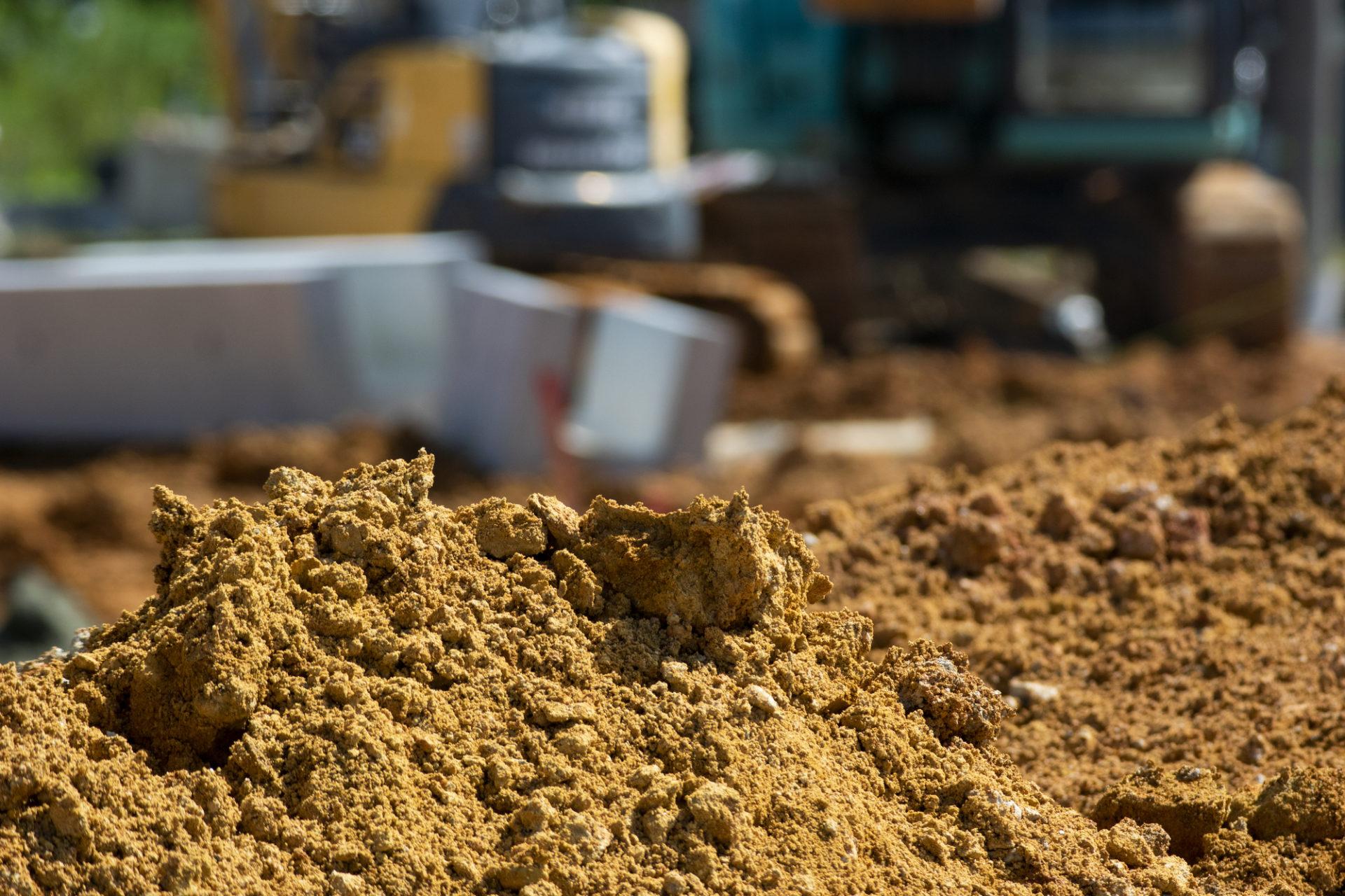 建設発生土処分